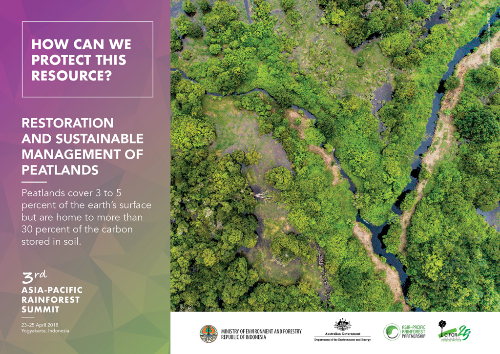 Restoration and Sustainable Management of Peatlands