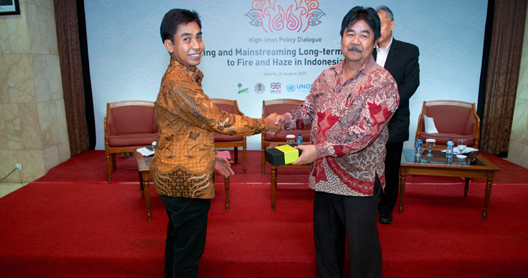 High Level Policy Dialogue poses recommendations to policymakers in Jakarta and Riau