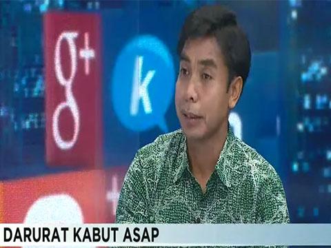 Herry Purnomo on Kompasiana TV: Haze crisis panel discussion