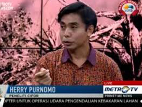 Herry Purnomo: Underlying causes of fire (part 2)