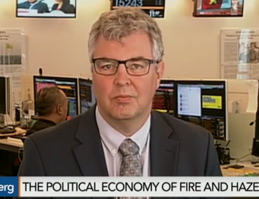 Peter Holmgren on Bloomberg news: Fire prevention is first solution
