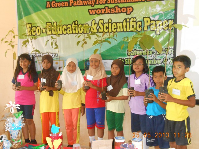 eco education based forest