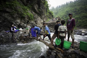 climate induced disaster in hilly area of nepal