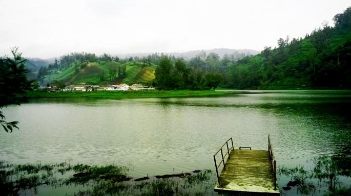 ranupani lake struggling for its existence