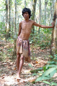 orang rimba forest dependent people in jambi