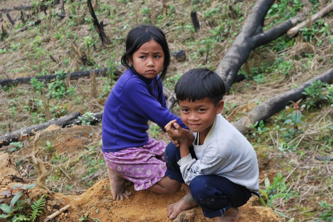 mountain children and their livelihood