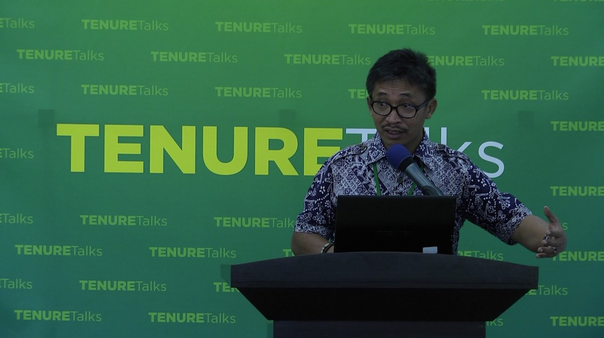 Colloquium on land and forest tenure reform in Indonesia