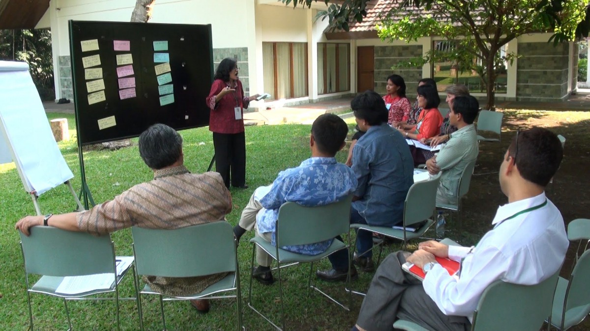 Watch: Indonesia Colloquium on Land and Forest Tenure Reform