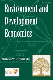 Climate exposure, vulnerability and environmental reliance: a cross-section analysis of structural and stochastic poverty