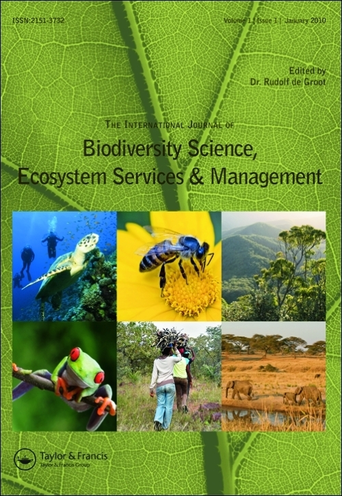 Ecosystem services and livelihoods in a changing climate: Understanding local adaptations in the Upper Koshi, Nepal