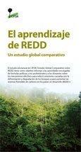 El aprendizaje de REDD: un estudio global comparativo