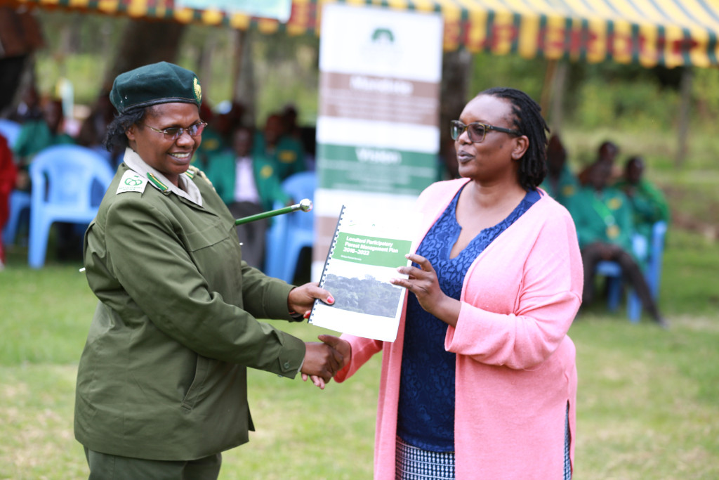 Launching the Londiani Forest Participatory Forest Management Plan (PFMP)